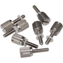 Radial Engineering RackSet Thumbscrews for Rackmount Equipment - Box of 12 Screws and Washers