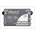 Radial Engineering SB-6 Compact Stereo Isolator for Balanced/Unbalanced Signals - Passive