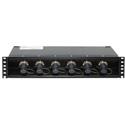 OCC RC2U62LSISC12R62A 6x2 Broadcast SMPTE Enclosure