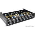 OCC RC2U66LPISC12R66A 6x6 Broadcast SMPTE Enclosure