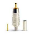 Canare RCAP-C5A 75 Ohm RCA Video Crimp Plug