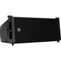 RCF HDL26-A Active Compact 2-way Line Array PA Speakers  - Black