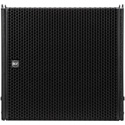 RCF HDL35-AS Active Compact Flyable Subwoofer - Black