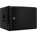 RCF HDL38-AS Active 18 Inch Flyable Subwoofer (Must Use FB-HDL30) - Black