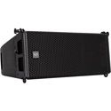 RCF HDL6-A Active 1400W 2-way Line Array Module with (2) 6.5 Inch & 1 Inch HF