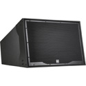 RCF HS2200 Passive 18-Inch Subwoofer for HL Series