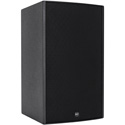 RCF M1001 Passive 10-Inch 2-way Speaker - Black