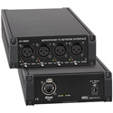 RDL AV-XMN4 Microphone to DANTE Network Interface
