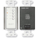 RDL D-RC4ST 4 Channel Remote Control for ST-SX4 4x1 Audio Switcher