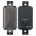 RDL DS-SP1A 2 Watt Decora-Style 8 Ohm Loudspeaker - Stainless Steel