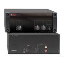 RDL HD-PA35 35 Watt Power Amplifier with Power Supply - Low Impedance Output 4 Ohm or 8 Ohm