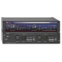 RDL HR-MCP2 Professional Dual Microphone Compressor