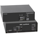 RDL SF-NP50A Network to 50 W Mono Audio Amplifier - 70 V or 100 V - Includes North American Power Cord