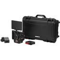 RED Camera 710-0328 DSMC2 Gemini Camera Kit w/ 5K S35 BRAIN / AI Canon Mount / 7.0 Inch LCD and Case
