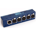 Remote Audio HotBox Version 2 1x6 Distribution Box