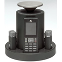 Revolabs by Yamaha FLX2002VOIP FLX VoIP SIP Wireless Conference Phone w/2 Wearable Mics