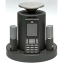 Revolabs by Yamaha FLX2200VOIP FLX VoIP SIP Wireless Conference Phone with 2 Omni Mics