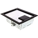 RFL Series Raised Access Floor Box - Black