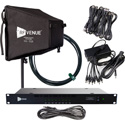 RF Venue COMB8CPB 8 Channel In-Ear Monitor Upgrade Pack