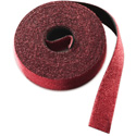 Rip-Tie G-75-1RL-CY Plenum Rated Wrap Strap 1/2 Inch X 75 Ft. Cranberry