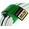 Rip-Tie RLH-065-010-GN 1 Inch x 6.5 Inch Rip-Lock CableWrap - 10 Pack - Green