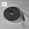 Rip-Tie W-60-PSP-BK WrapStrap - 3/8in - 200 Yard - Black
