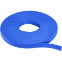 Rip-Tie W-75-1RL 1/2 Inch WrapStrap - Blue - 75 Foot