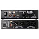 Rolls HMB115 Stereo Direct Box Signal Converter 2-Way plus 4/-10