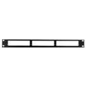 Burst RM-3 Rackmount Holds Three T Units Side By Side 1RU