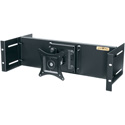 Middle Atlantic RM-LCD-PNLK LCD Monitor Rackmount Panel with Tilt Mechanism