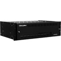 Fiberplex RMC-3101-R 3U 9 Slot Rack Mount Chassis - RFI Suppressed