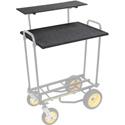 RocknRoller Multi-Cart RSHM2T 2 Tier Multimedia Shelf