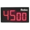 Robic M903 Bright View 6 Inch LED Display Timer