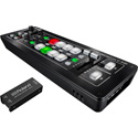 Roland Systems Group V-1HD Video Switcher & UVC-01 Encoder Streaming Bundle