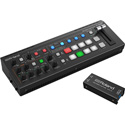 Roland Systems Group V-1HD Plus Video Switcher & UVC-01 Encoder Streaming Bundle