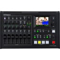 Roland VR-4HD 6 Input 4 Channel All-In One HD Live Production Mixer with USB 3.0 Streaming Out