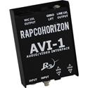 Rapco AVI-1 Audio-Video Interface & Level Matching Transformer