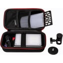 DMG Lumiere by Rosco 29822500K001 DASH Pocket LED Kit with Case / Beam Shaping & Mounting Accessories