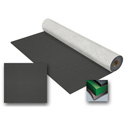 Rosco 300780357200 Studio Floor - Black Matte - 63 inch width by 60 Foot Length Roll