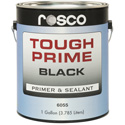 Rosco 6055 Tough Prime - Primer & Sealant - Black - 1 Gallon