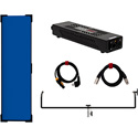 DMG Lumiere by Rosco MAXI MIX KIT 360Watt Full Color LED Light Fixture with Power Supply / Single Yoke and Cables