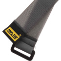 Black Cinch Strap 1x7 10 Pack