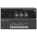 RDL RU-EQ3 Three Band Audio Equalizer with Knobs - Terminal Block