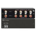 RDL RU-UDA4 Stereo Audio Distribution Amplifier - 2x4 - RCA Jacks