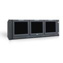 Ruige TLS560HD-3 - 3RU 3x5.6in LCD Monitor CV - Y/Pr/Pb - HD/SDI - Speaker