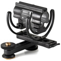 Rycote 042901 InVision Video On-Camera Hot Shoe Microphone Shock Mount
