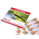 Rycote 65530 Stickies Disposable Adhesive Pads Only - 100 Pack