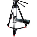 Sachtler 2512 Video 25 Carbon Fiber with Fluid Head / EFP 2 CF Tripod / Ground Spreader & Cover