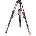 Sachtler 5590 Speed-Lock CF HD Carbon Fiber 2-Stage Heavy-Duty Tripod Legs (100mm Bowl) - Supports 209 lbs