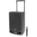 Samson Expedition XP312w Portable PA - 12 Inch 300watts with Bluetooth - (Con 88) Wireless HH Mic & Li-Ion - K Band